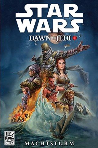 Star Wars Comics, Bd. 72: Dawn of the Jedi I - Machtsturm
