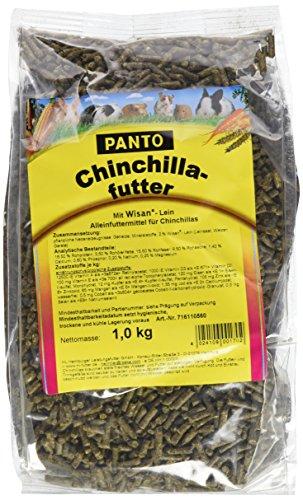 Panto Chinchillafutter, 5er Pack (5 x 1 kg) -