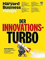 Harvard Business Manager 4/2018: Der Innovations-Turbo