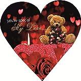 #2: Skylofts Cute 5pc Chocolate Valentines Love Heart Gift Box