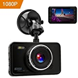 OKEEY Autokamera 1080P Full HD 2.7' 170° Dashcam Video Recorder mit 170...