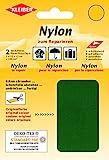 Kleiber Selbstklebende, wasserdichte Ausbesserungsflicken aus Nylon, grün