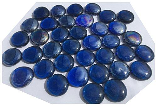Mezcla kobaldblaue Cristal Piedras Nuggets 3