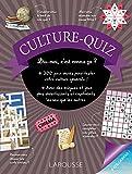 Culture-quiz- Cahier de vacances...