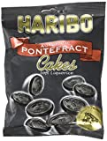 Haribo Pontefract Cakes Bag 160 g (Pack of 12)