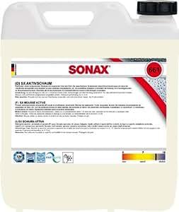 SONAX sX sONAX mousse active außenreiniger autoreiniger 10 l