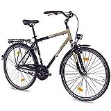 "KCP 28"" Zoll City Bike Cityrad Herrenrad Fahrrad TOURY 1G"