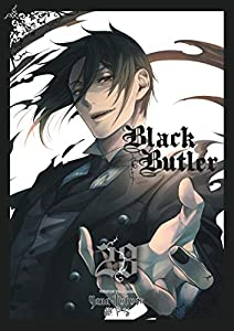 Black Butler Edition simple Tome 28