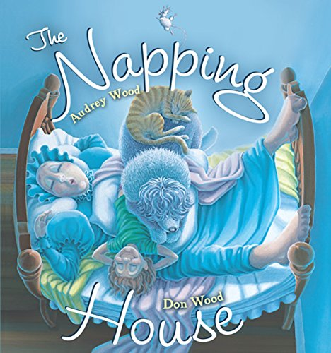 The Napping House por Audrey Wood