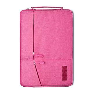Acxeon Business Laptop Netebook Hülle Sleeve Tasche einfachen Stil Wasserabweisendes Nylongewebe Notebook Sleeve für MacBook Air / Pro Retina, Surface pro4, Ultrabook /Netbook (11