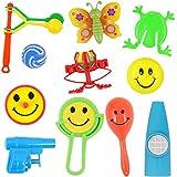 German-Trendseller ® 20 x mélange de jouets comme idée cadeau┃ petit cadeau┃ l'anniversaire d'enfant┃ fête d'enfant