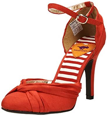 Rocket Dog Oliva Womens Close-Toe heels OLIVATS Red 3 UK, 36 EU