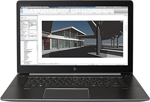 HP ZBook Studio G4 i7 15.6 inch SVA SSD Quadro Black