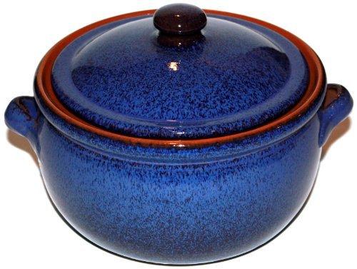 amazing-cookware-3-litre-terracotta-stew-pot-reactive-blue