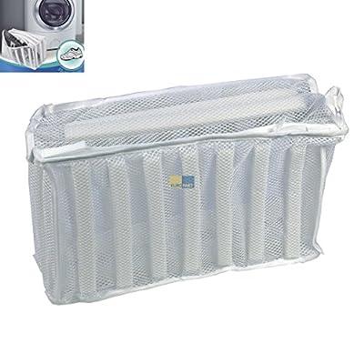 Wpro WAS700 ORIGINAL Wäschenetz Schutz für Schuh Sportschuh Turnschuh Waschmaschine auch Whirlpool Bauknecht 484000000478