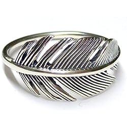 Anillo de plata diseño Alma Muelle indios joyas de plata de ley gearbeitet