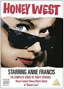 Honey West Complete Series [DVD]