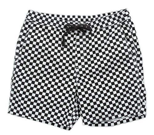 Vans Range 18 Short 2019 Checkerboard, XL - Vans Shorts Schwarz
