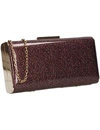 d916c0a38b Amazon.co.uk  Multicolour - Clutches   Women s Handbags  Shoes   Bags