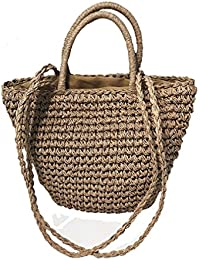 Amazon.es: Bolsos En Crochet: Zapatos y complementos