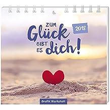 Zum Glück gibts dich! 2018: Mini-Kalender