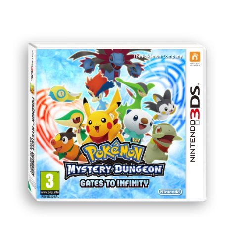 Pokemon Mystery Dungeon: Gates to Infinity (Nintendo 3DS) by Nintendo