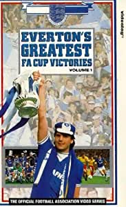 Everton Fc: Everton's Greatest Fa Cup Victories - Volume 1 [VHS]