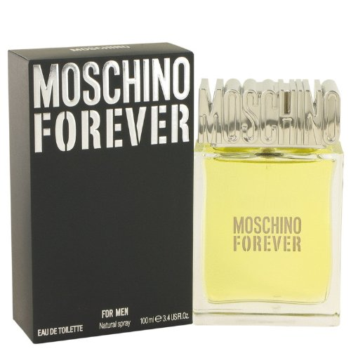 Moschino Forever FOR MEN by Moschino - 3.4 oz EDT Spray by MOSCHINO - Moschino Edt 3.4