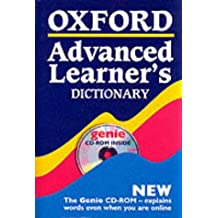 Oxford Advanced Learner's Dictionary of Current English (1Cédérom)