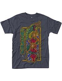 T-Shirt Atari Centipede Heather Homme Bleu