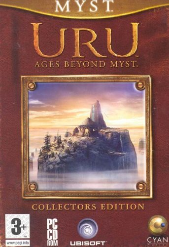 Uru: Ages Beyond Myst Collectors Edition (PC)   by UBI Soft