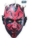 Generique - Darth Maul-3/4 Maske aus Star Warsfür Erwachsene