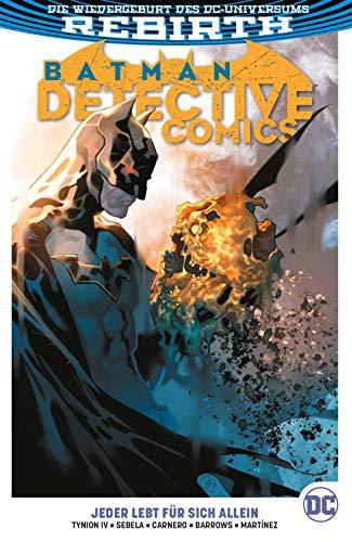 Batman - Detective Comics: Bd. 5 (2. Serie): Jeder lebt für sich allein