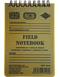 BCB Adventure Notebook Field, CD446