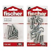 Fischer 768b4a Queue-Set 15PZ mit alcay Fischer