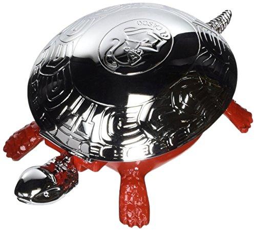 El Casco Schildkröte Bell und Briefbeschwerer Red Trim
