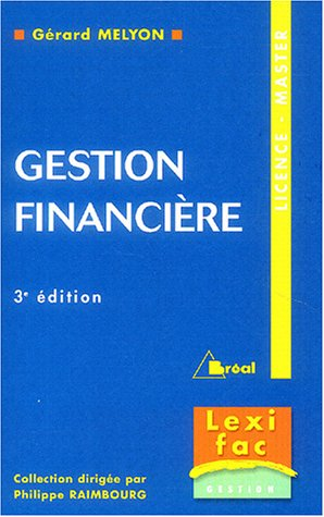 Gestion financière : Licence-Master