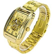 Reloj Automático Goer Dorado 1021