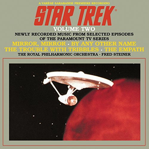 Star Trek, Vol. 2 (Original Television Scores)
