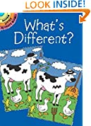 #1: Whats Different (Dover Little Activity Books)