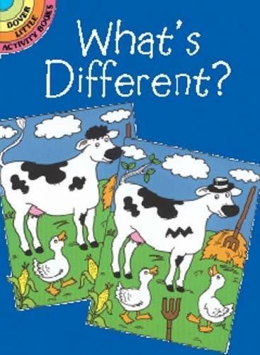 Whats Different (Dover Little Activity Books) por Fran Newman D Amico