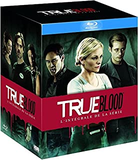 True Blood - L'intégrale de la série - Blu-ray - HBO [Édition Limitée] (B00LUKX9NE) | Amazon price tracker / tracking, Amazon price history charts, Amazon price watches, Amazon price drop alerts