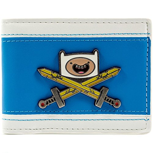 Cartoon Network Adventure Time Schwert Blau Portemonnaie Geldbörse (Adventure Time Ice King Kostüme)