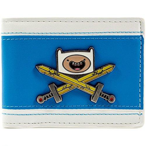 Cartoon Network Adventure Time Schwert Blau Portemonnaie (Rainicorn Lady Kostüme)