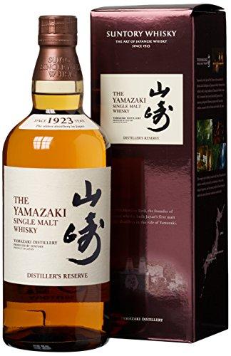 Suntory Yamazaki Single Malt Distiller's Reserve Whisky (1 x 0.7 l)