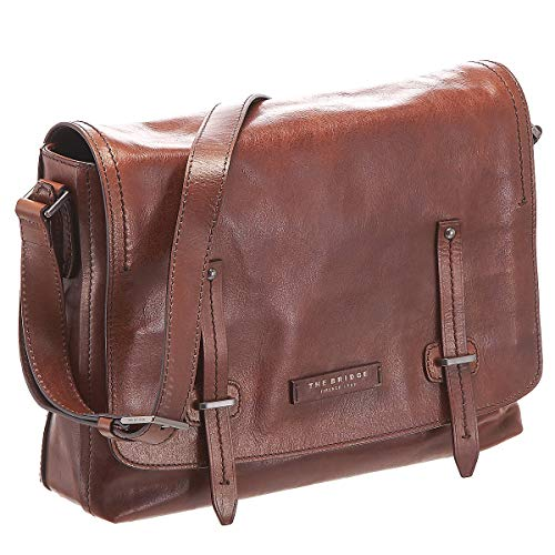 BORSA THE BRIDGE KALLIO MESSENGER 05322701 1A MARRONE