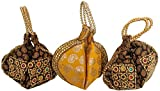 Exotic India Lot of Three Bracelet Bags ...