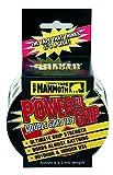 Mammoth Powerful Grip Tape Bande antidérapante–Ruban adhésif double face renforcé–Clair, 2POWERGRIP50-EBD