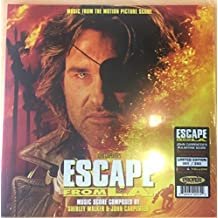 Escape From L.A. Music From Motion Picture Score [Import anglais]
