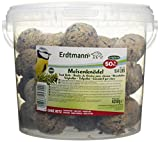 Erdtmanns No-Net Suet Balls in Tub, Pack of 50